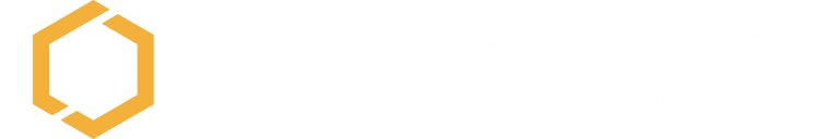Intergovernmental forum logo horizontal white