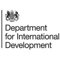 Department of international development logo