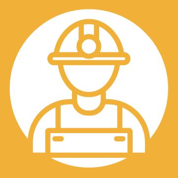 mining activity icon