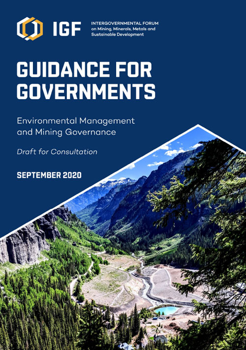 Guidance document cover
